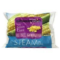 Signature Kitchen Steam In The Bag Super Sweet Corn