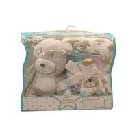 Kidgets 4-Piece Blanket Gift Set