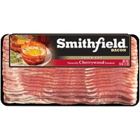 Smithfield Naturally Cherrywood Smoked Thick Cut Bacon