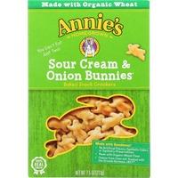 Annie's Homegrown Sour Cream & Onion Bunnies