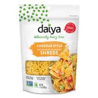 Daiya Dairy Free Cutting Board Cheddar Style Shreds