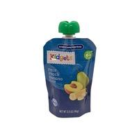 Kidgets Pear Peach Banana Puree