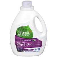 Seventh Generation Natural Blue Eucalyptus & Lavender Laundry Detergent