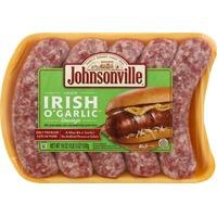 Johnsonville Irish O Garlic Sausage