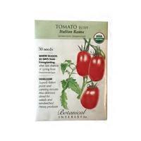 Botanical Interests Tomato Bush Italian Roma