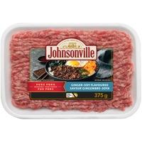 Johnsonville Ginger-Soy Flavoured Ground Pork