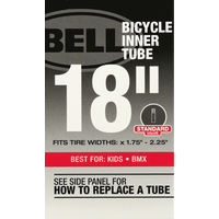 Bell Bicycle Inner Tube, 18 Inch