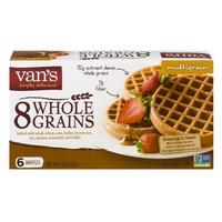 Van's Whole Grains Waffles Multigrain