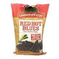 Garden of Eatin Red Hot Blues Corn Tortilla Chips