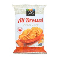 365 All Dressed Potato Chips