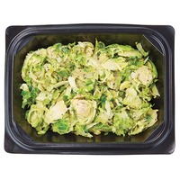 Wegmans Shaved Brussels Sprouts & Shallots Veggie Bowl