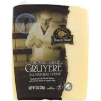 Boar's Head Cheese Blanc Grue Gruyere