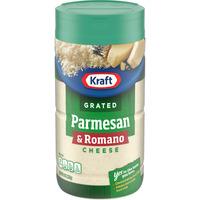 Kraft Parmesan & Romano Grated Cheese