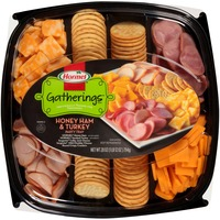 Hormel Ham Turkey & Cheese Tray