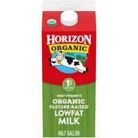 Horizon Organic 1% Lowfat High Vitamin D Milk
