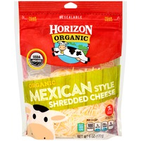Horizon Organic Organic Mexican Style Shredded Cheese