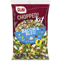Dole Chopped Kit, Bacon & Bleu