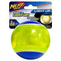 "NERF DOG 3.25"" LED Blaze Tennis Ball"