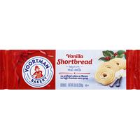 Voortman Cookies, Vanilla Shortbread