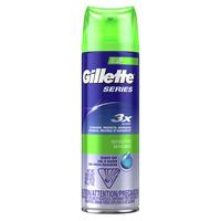 Gillette Tgs Series Shave Gel Sensitive