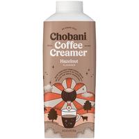 Chobani Coffee Creamer Hazelnut