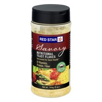 Red Star Yeast Savory Nutritional Yeast Flakes