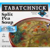 Tabatchnick Split Pea Soup (Frozen)