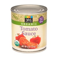 365 Organic Tomato Sauce