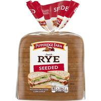 Pepperidge Farm®  Jewish Rye Seeded Rye Bread