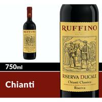 Ruffino Riserva Ducale Chianti Classico DOCG Sangiovese  Red Blend Italian Red Wine