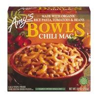 Amy's Bowls Chili Mac