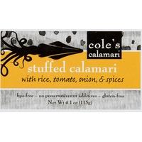 Cole's Stuffed Calamari
