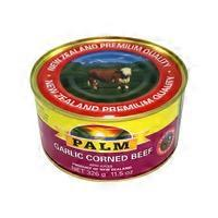 Palm Corned Beef & Garlic with Juice