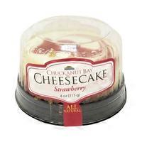 Chuckanut Bay Foods Strawberry Cheesecake