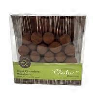Charles Chocolates Triple Chocolate Hazelnuts
