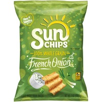 Sun Chips French Onion Whole Grain Snacks Snacks