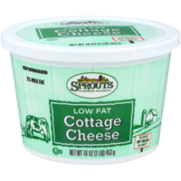Sprouts Low Fat Cottage Cheese