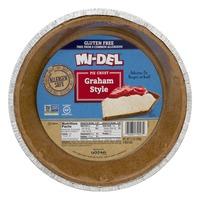 Mi-Del Gluten Free Graham Pie Crust