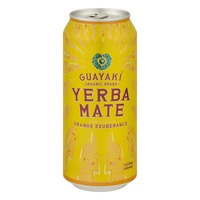 Guayaki Yerba Mate Orange Exuberance