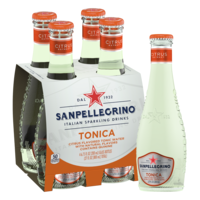 Sanpellegrino Italian Sparkling Drinks Tonica with Citrus