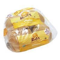 Rudi's Organic Bakery White Hamburger Buns