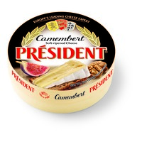 Président Camembert Soft Ripened Cheese