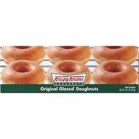Krispy Kreme Doughnuts, Original, Glazed