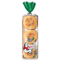 Dave's Killer Bread Rockin' Grains Organic English Muffins