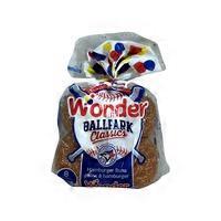 Wonder Bread Ballpark Hamburger Buns