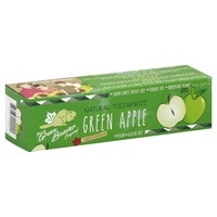 The Green Beaver Company Toothpaste, Natural, Green Apple