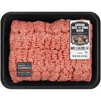 80/20 Ground Beef and Pork Blend