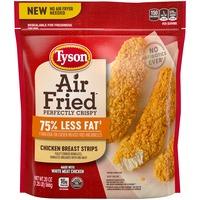 Tyson Chicken Breast Strips, Air Fried