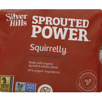 Silver Hills Bakery Bread, Wheat, Sprouted, Squirrelly