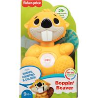 Fisher-Price Boppin' Beaver, 9M+